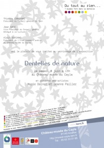 invitation Dentelles de nature-2