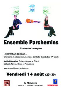 Ensemble Parchemins